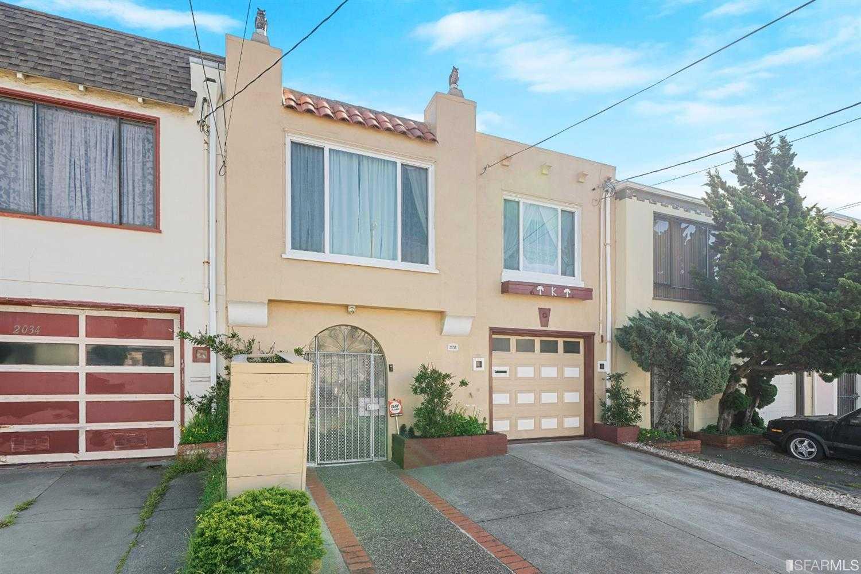 $1,299,000 - 5Br/3Ba -  for Sale in San Francisco