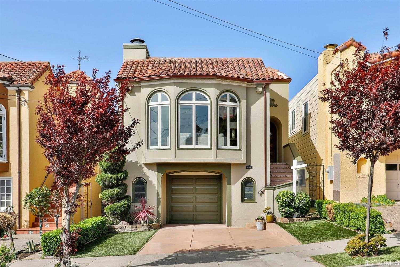 2323 Funston Ave San Francisco, CA 94116