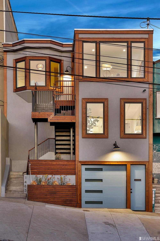 1483 Rhode Island St San Francisco, CA 94107