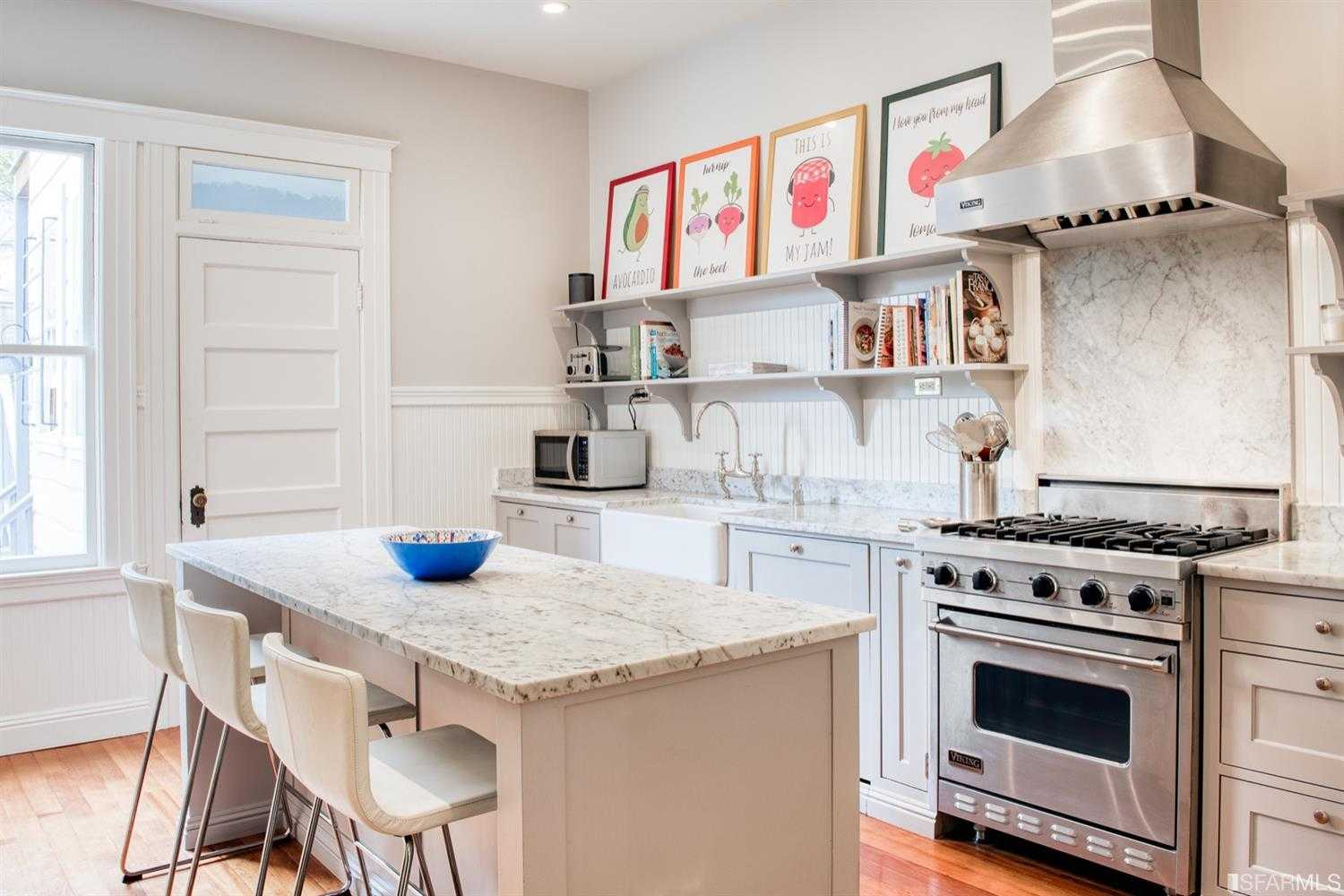 $1,770,000 - 3Br/2Ba -  for Sale in San Francisco