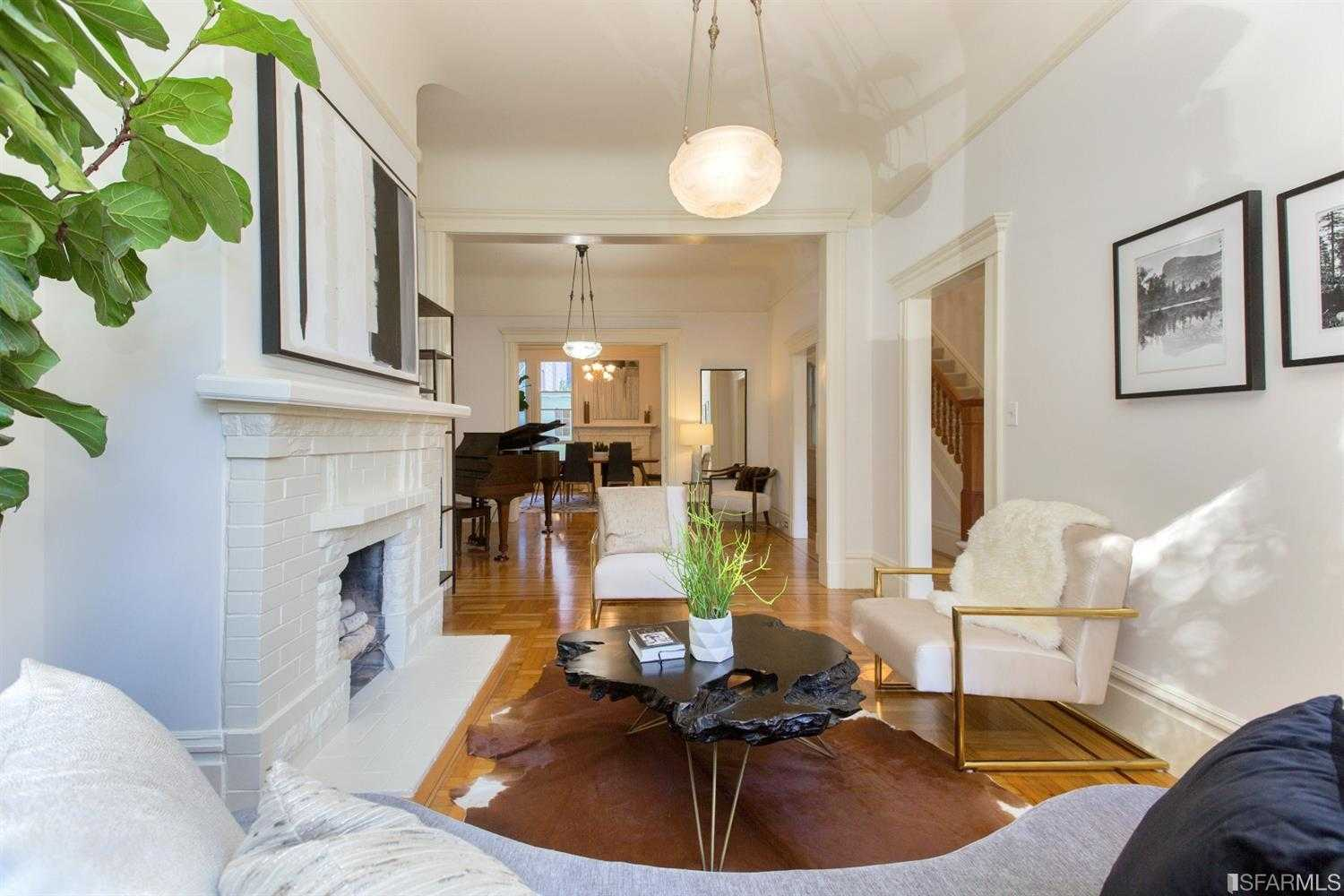 $2,895,000 - 4Br/3Ba -  for Sale in San Francisco