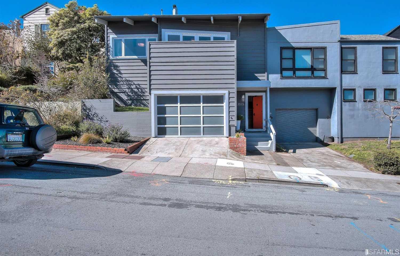 2015 10th Avenue San Francisco, CA 94116
