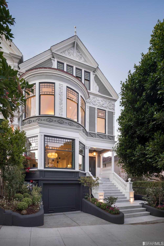 $17,900,000 - 5Br/6Ba -  for Sale in San Francisco