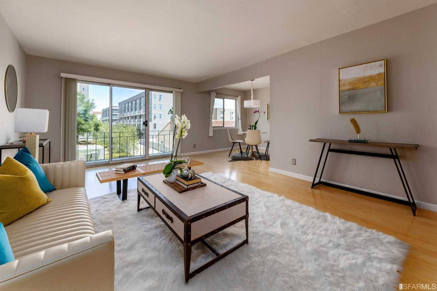 $850,000 - 1Br/1Ba -  for Sale in San Francisco