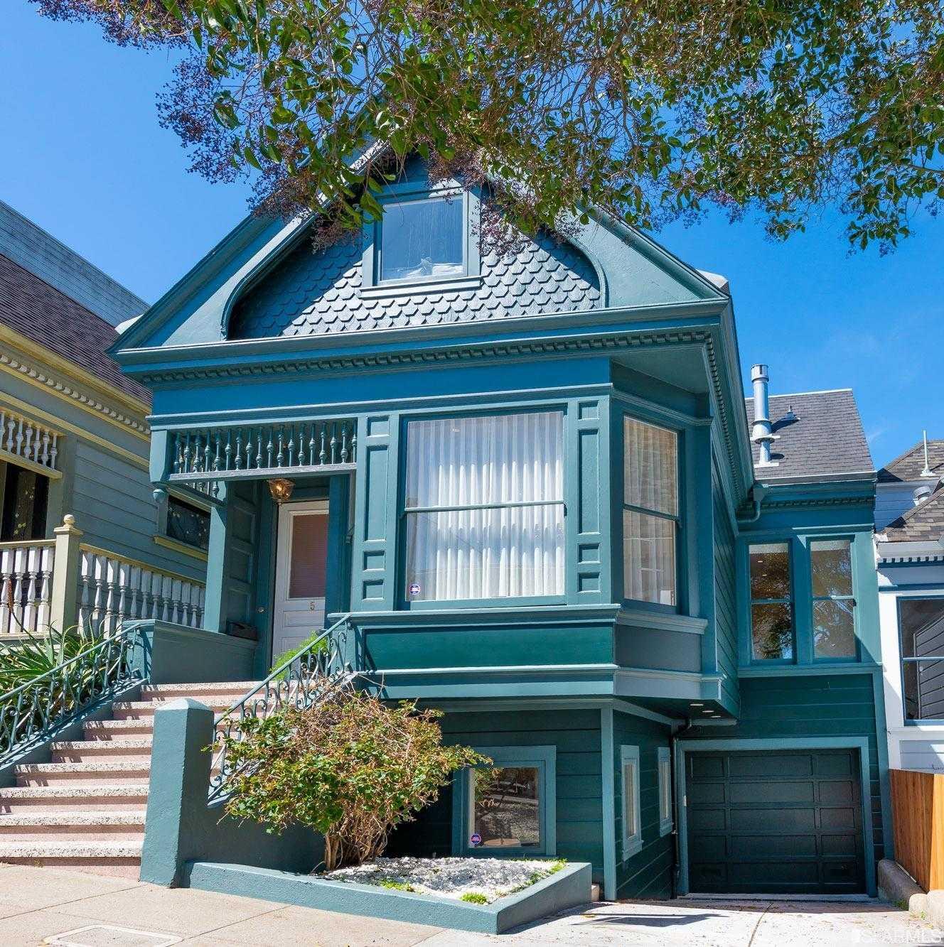 5 Downey Street San Francisco, CA 94117