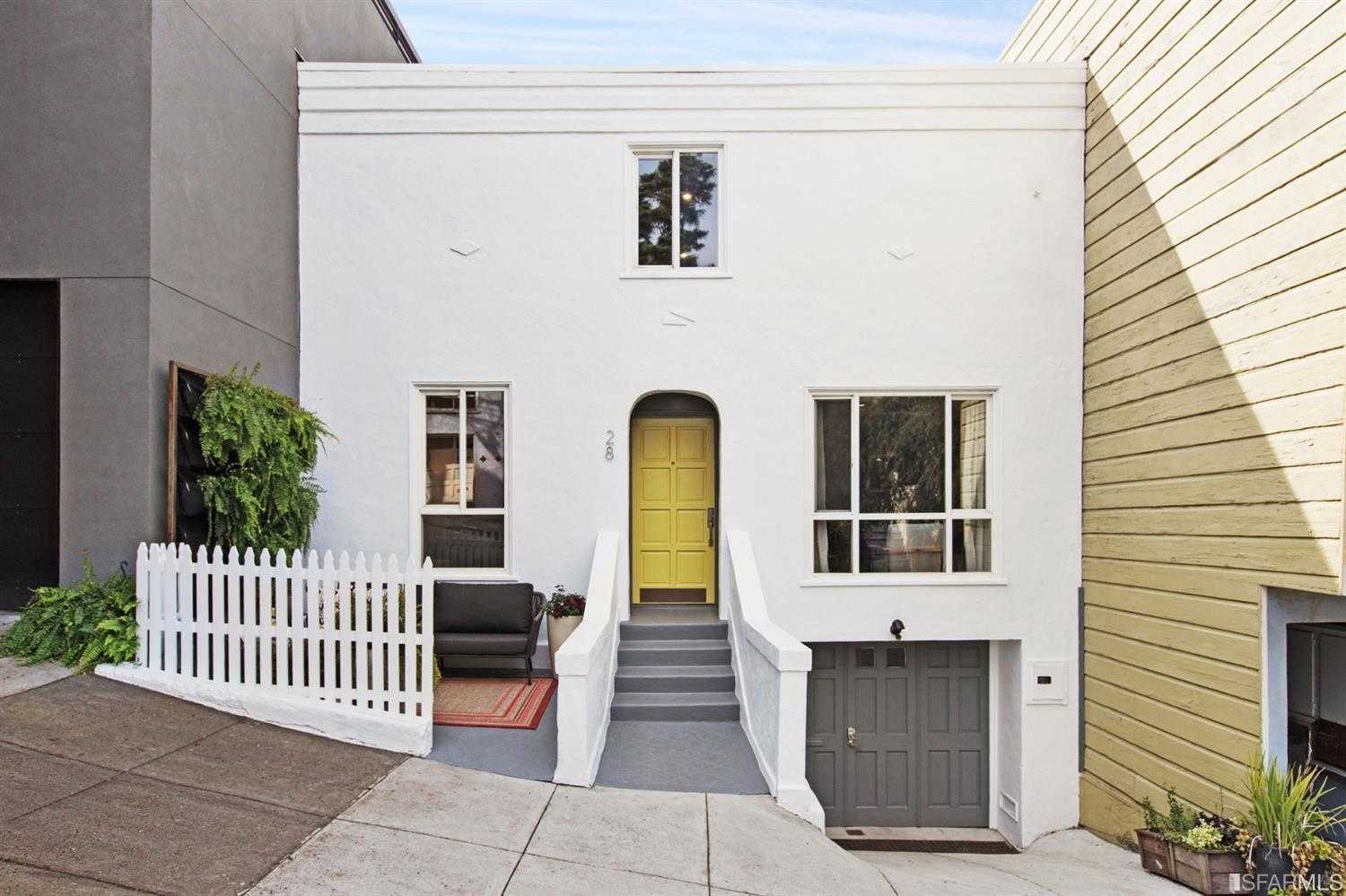 28 Winfield St San Francisco, CA 94110