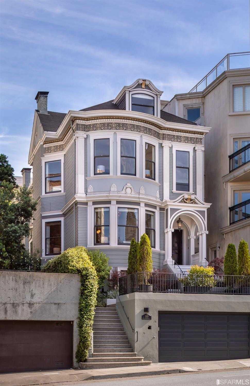 $8,250,000 - 7Br/7Ba -  for Sale in San Francisco