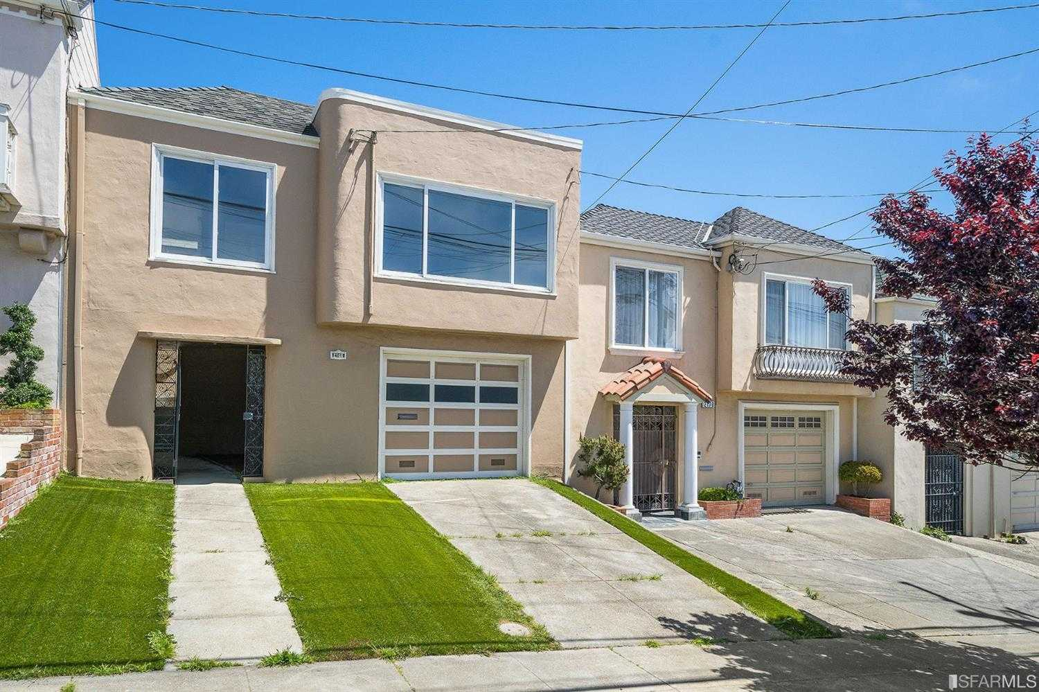 $1,288,000 - 3Br/1Ba -  for Sale in San Francisco