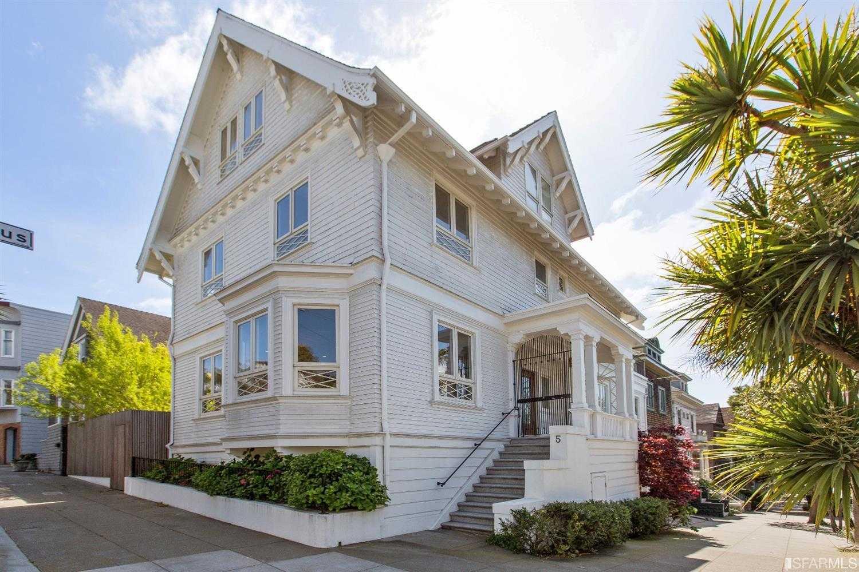 $5,495,000 - 6Br/5Ba -  for Sale in San Francisco