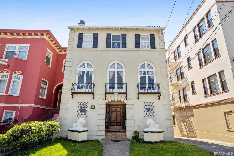 $3,480,000 - 5Br/4Ba -  for Sale in San Francisco