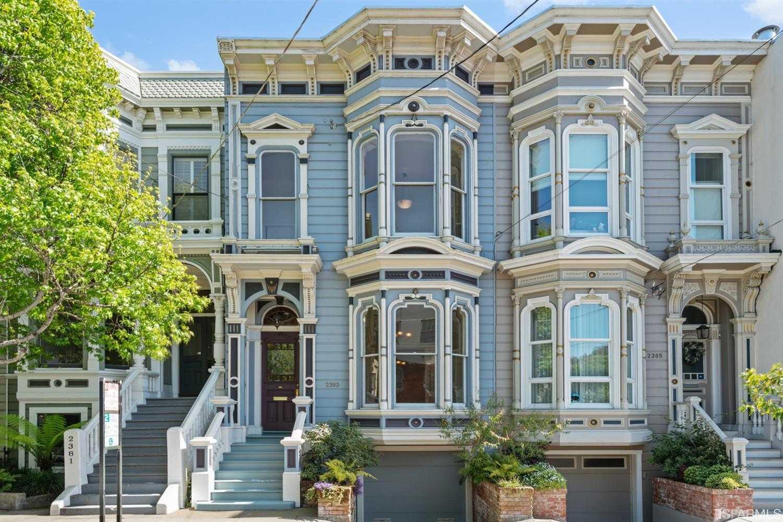 2383 Bush St San Francisco, CA 94115