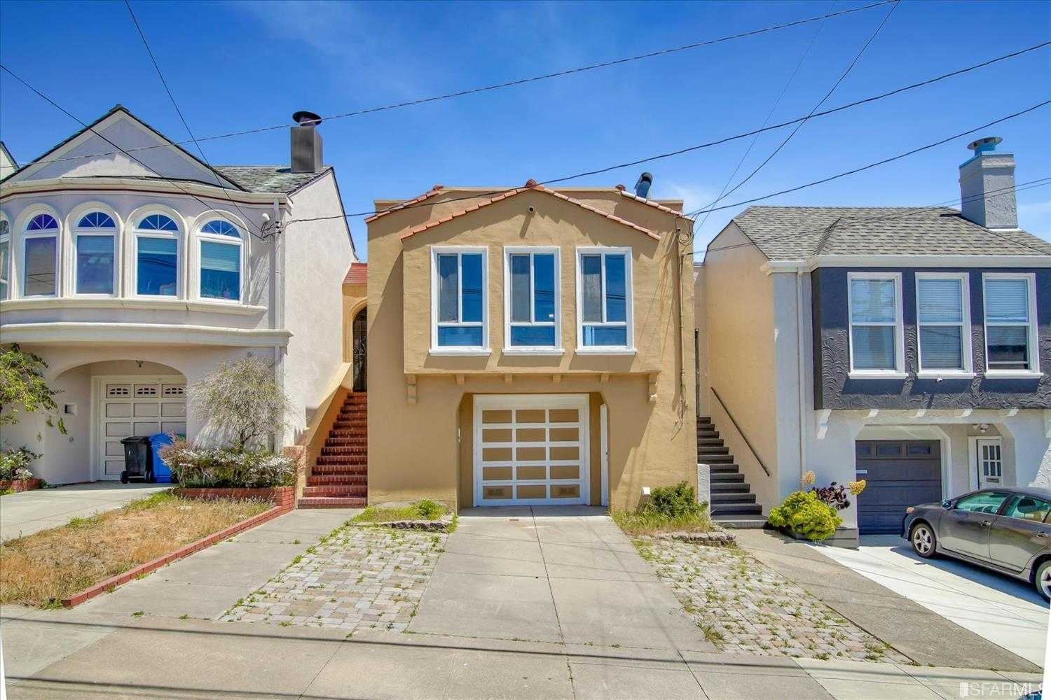 2654 21st Avenue San Francisco, CA 94116