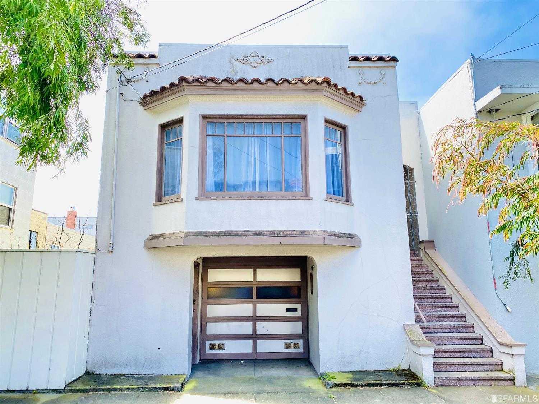 3525 Cabrillo Street San Francisco, CA 94121