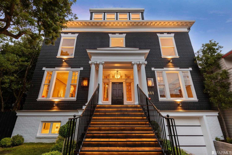 $8,495,000 - 5Br/6Ba -  for Sale in San Francisco