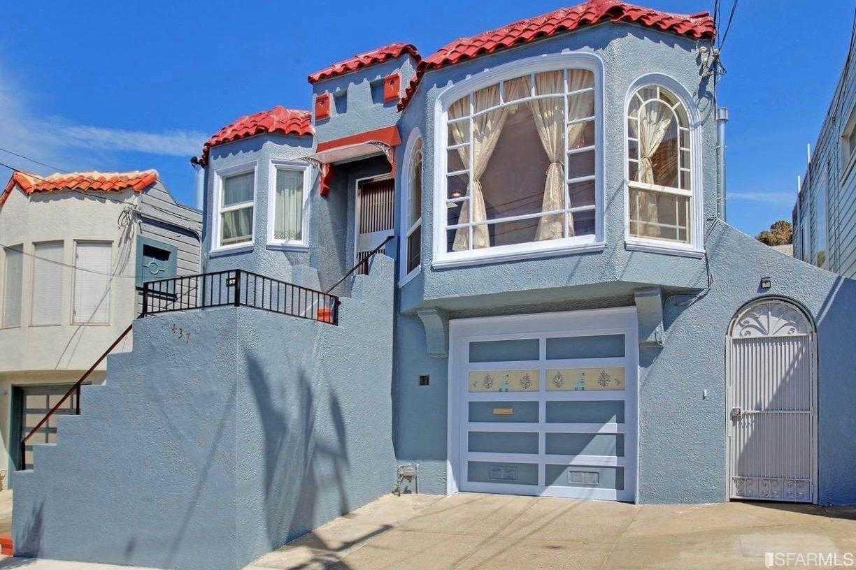 437 Peninsula Ave San Francisco, CA 94134