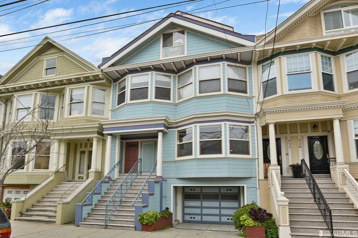 $1,799,000 - 5Br/3Ba -  for Sale in San Francisco