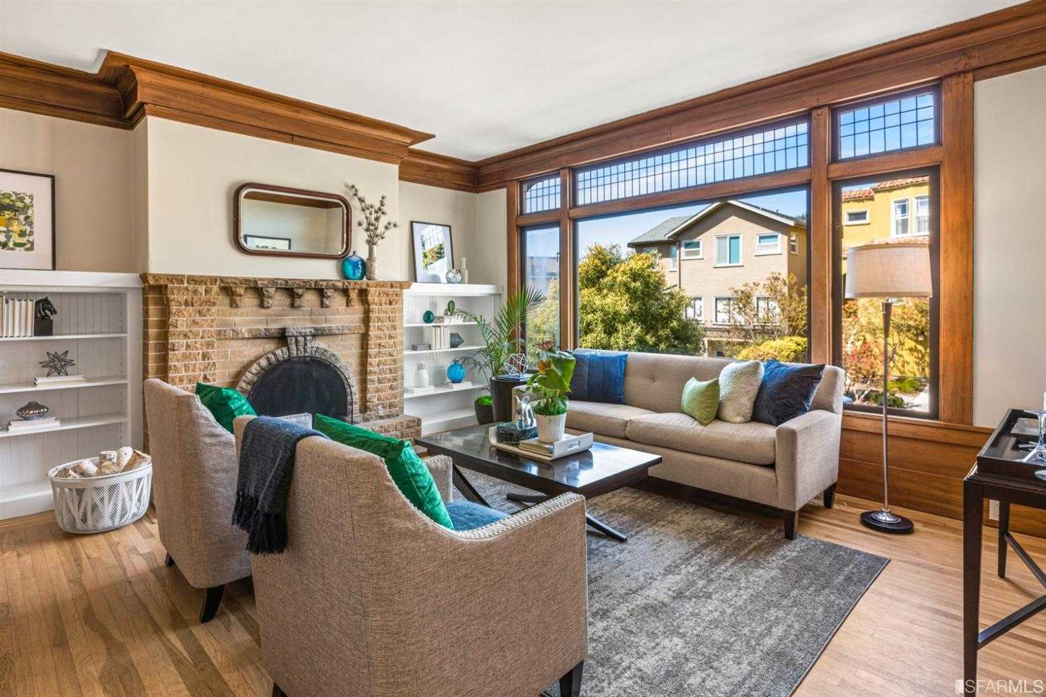 $1,849,000 - 4Br/2Ba -  for Sale in San Francisco