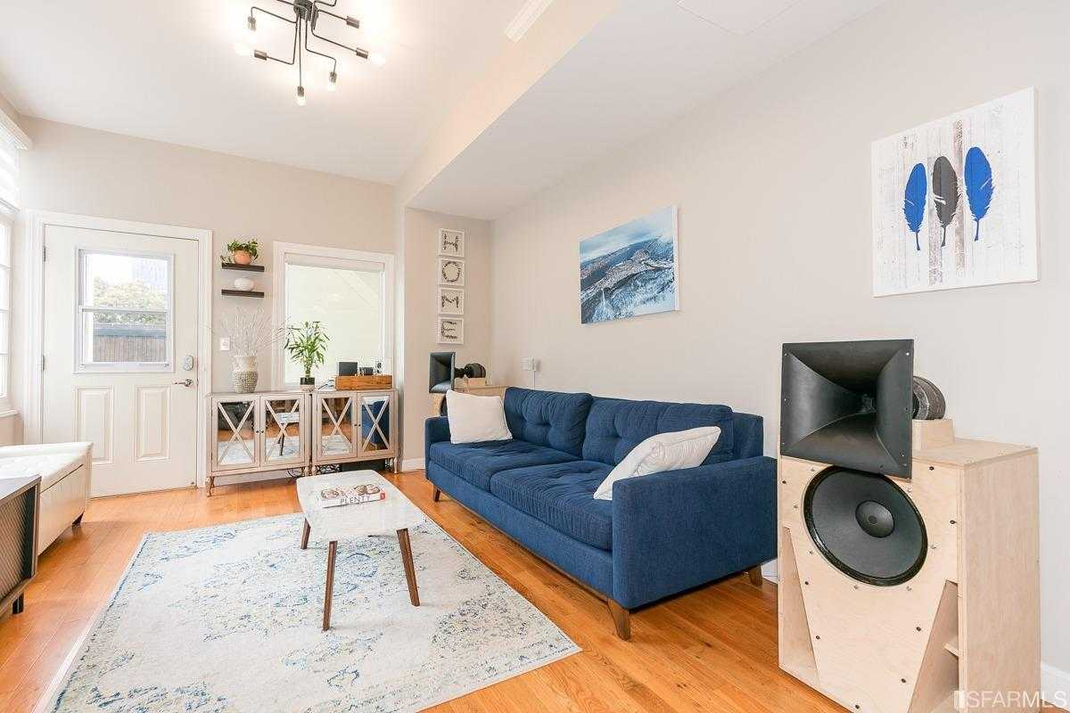 $950,000 - 2Br/1Ba -  for Sale in San Francisco