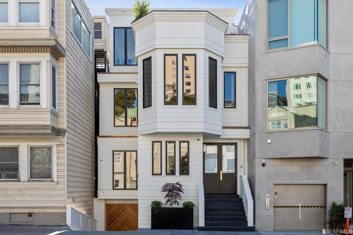 $7,800,000 - 5Br/7Ba -  for Sale in San Francisco