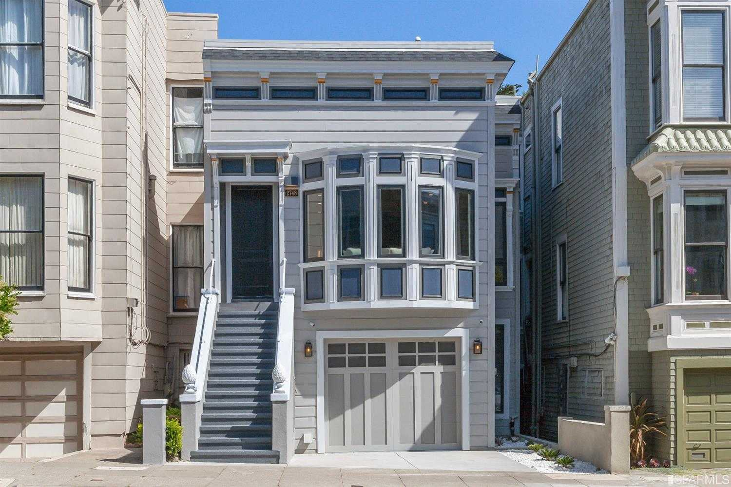 $2,999,950 - 3Br/4Ba -  for Sale in San Francisco