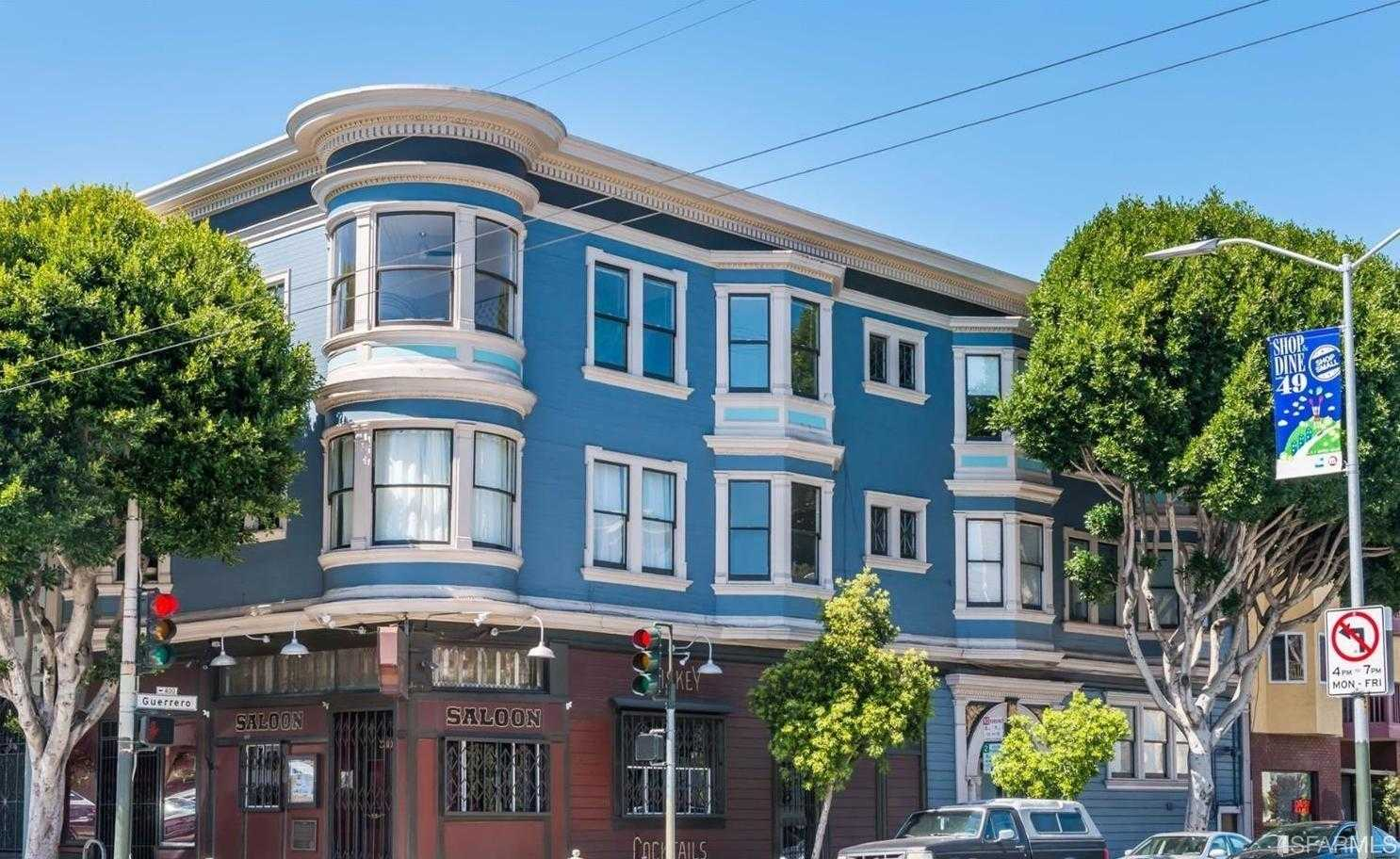 $1,375,000 - 3Br/2Ba -  for Sale in San Francisco
