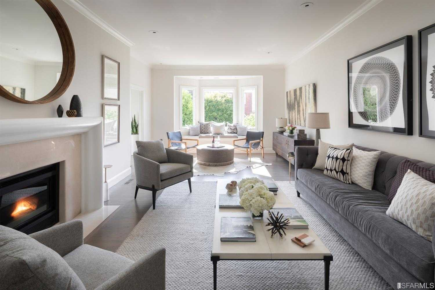 $4,950,000 - 5Br/5Ba -  for Sale in San Francisco