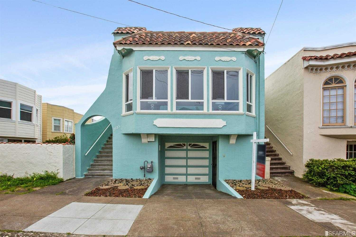 $1,095,000 - 4Br/3Ba -  for Sale in San Francisco
