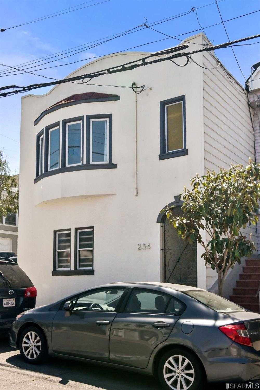 234 Bennington Street San Francisco, CA 94110