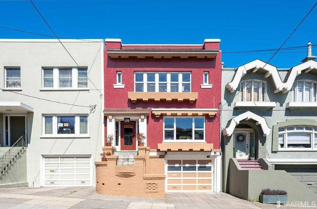 $2,950,000 - 4Br/3Ba -  for Sale in San Francisco