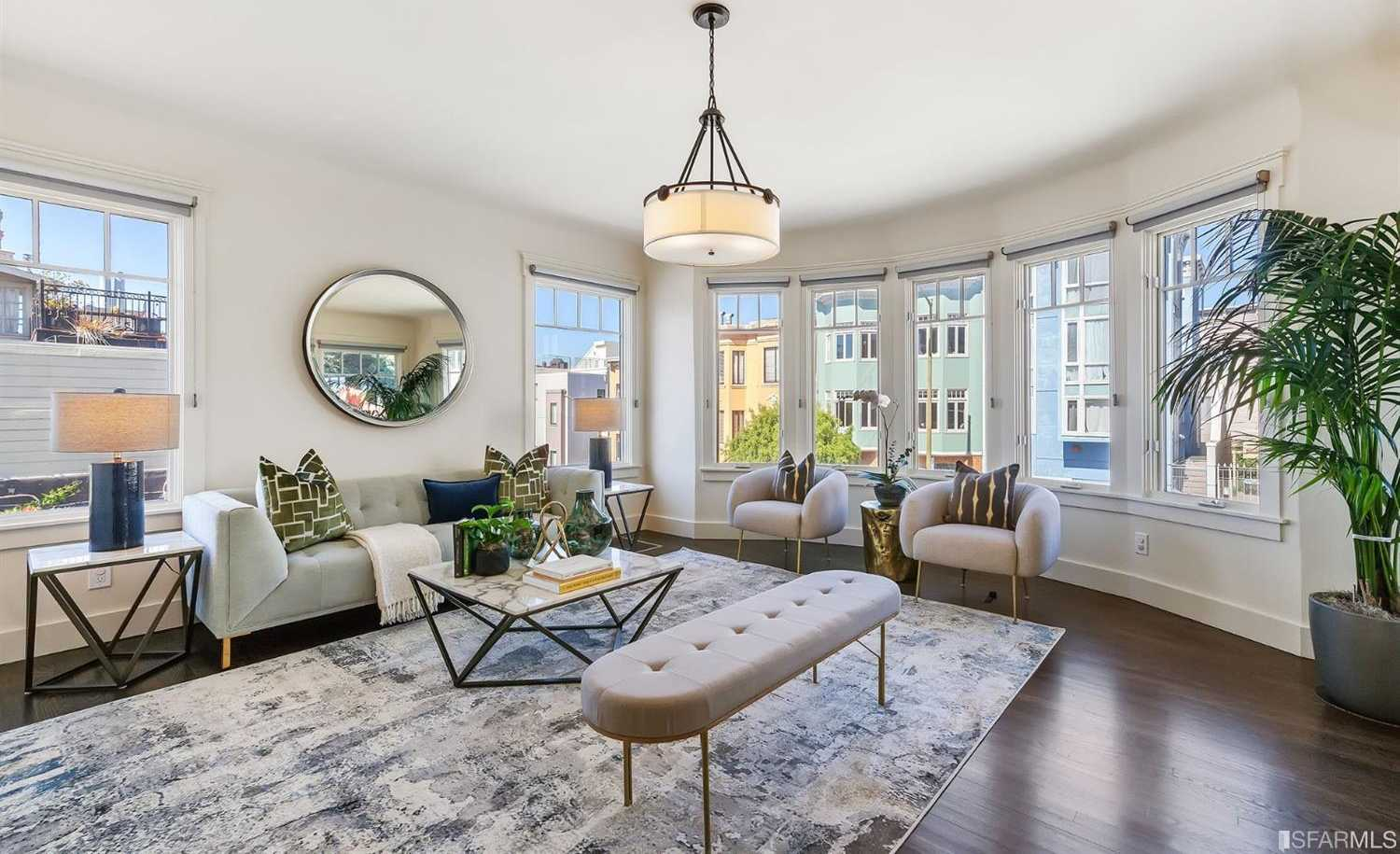 $2,850,000 - 4Br/4Ba -  for Sale in San Francisco