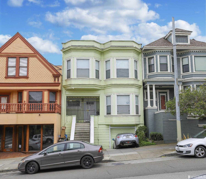 $2,380,000 - 4Br/3Ba -  for Sale in San Francisco