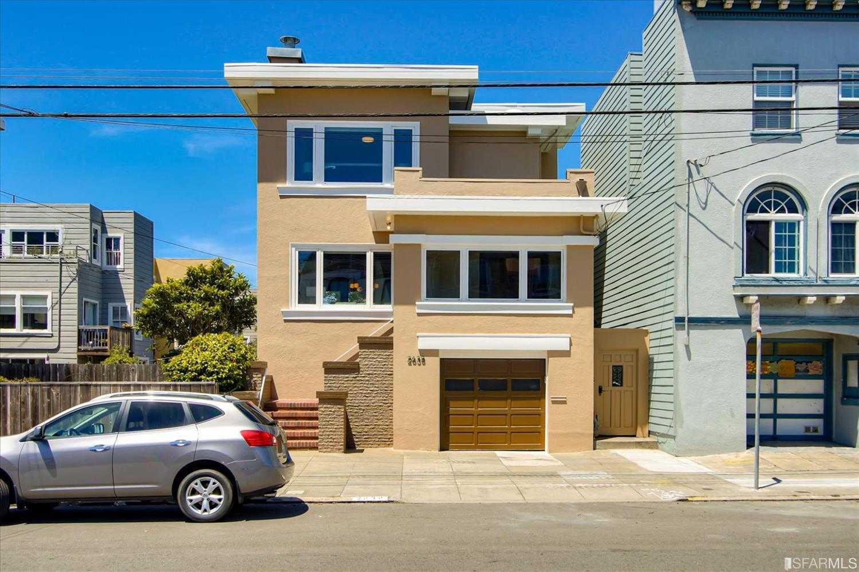 2638 Irving Street San Francisco, CA 94122