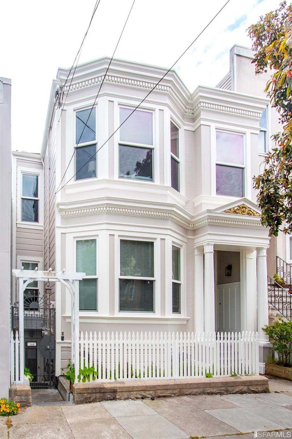 1414 1416 Lyon Street San Francisco, CA 94115