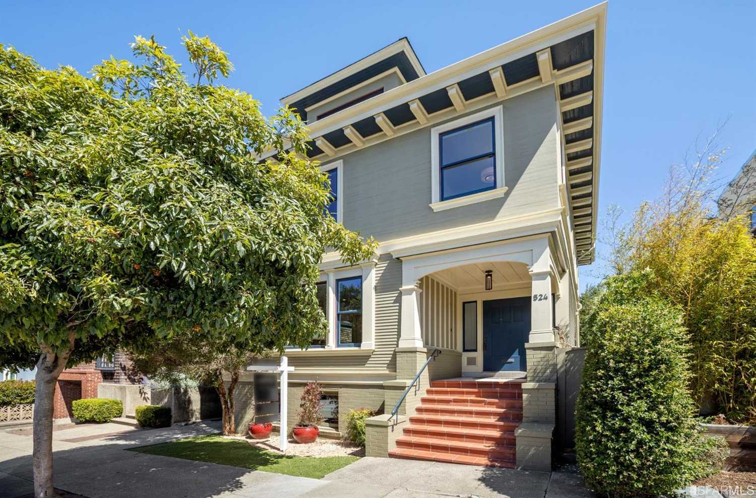 $4,700,000 - 5Br/5Ba -  for Sale in San Francisco