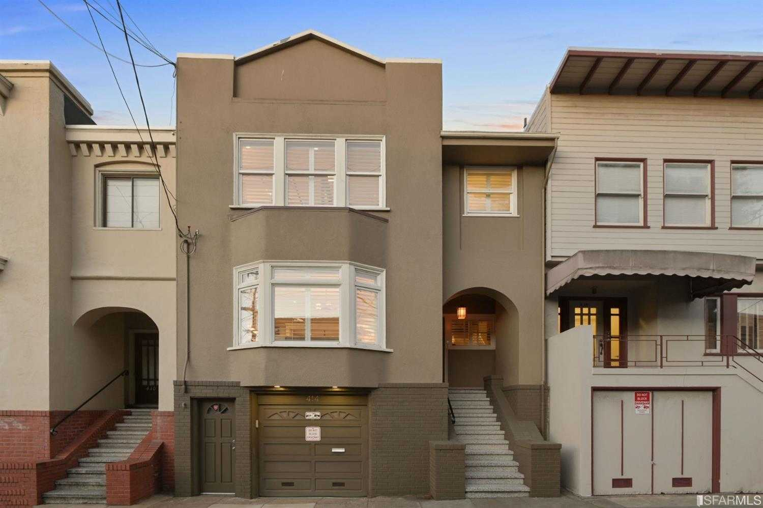 $2,295,000 - 3Br/3Ba -  for Sale in San Francisco