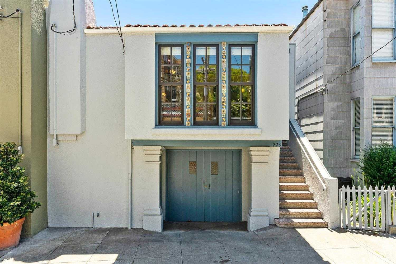 $2,150,000 - 3Br/2Ba -  for Sale in San Francisco