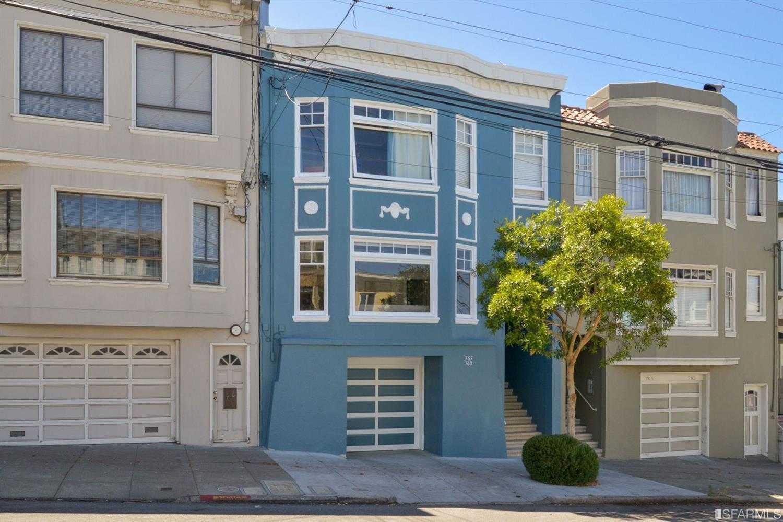 769 19th Ave San Francisco, CA 94121