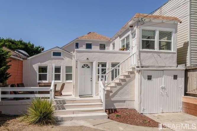 4116 4118 Moraga Street San Francisco, CA 94122