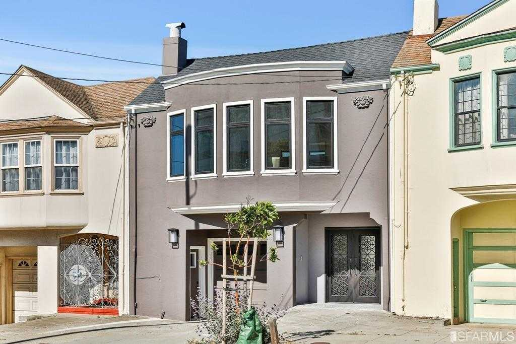 $2,199,000 - 4Br/4Ba -  for Sale in San Francisco