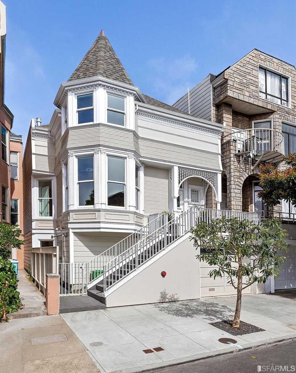 $5,600,000 - 5Br/5Ba -  for Sale in San Francisco