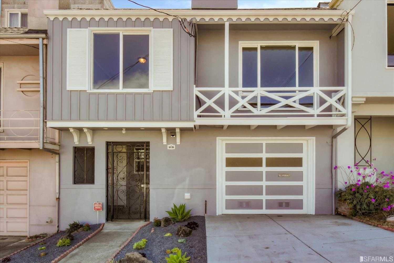 2587 41st Ave San Francisco, CA 94116
