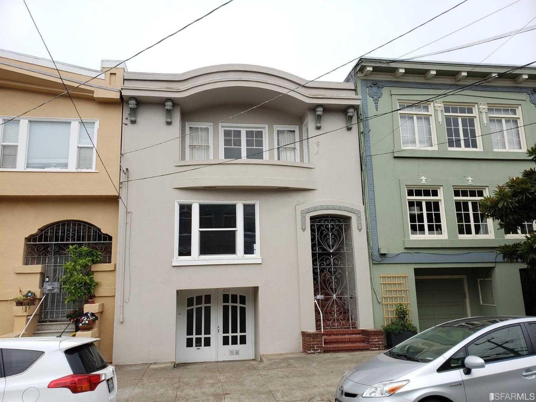$1,350,000 - 3Br/1Ba -  for Sale in San Francisco