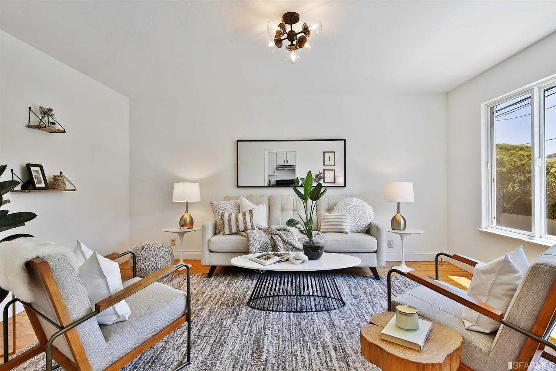 $925,000 - 2Br/1Ba -  for Sale in San Francisco