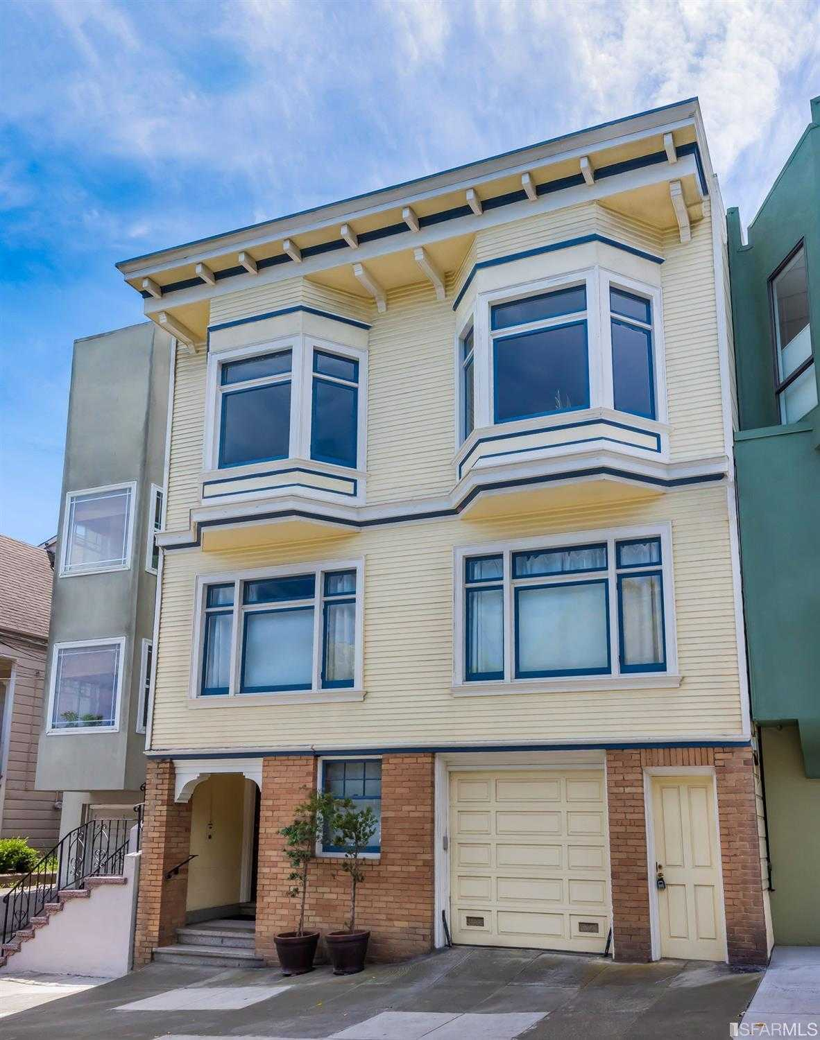 $1,779,000 - 3Br/2Ba -  for Sale in San Francisco