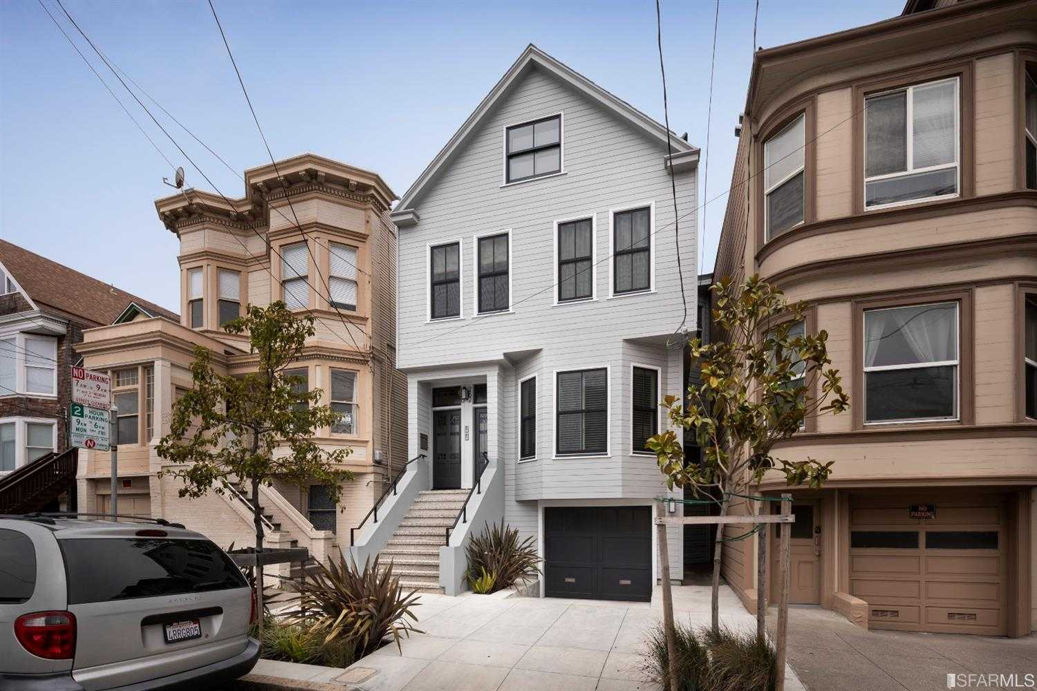 $1,895,000 - 3Br/3Ba -  for Sale in San Francisco