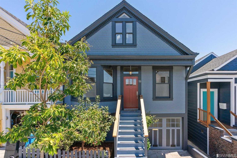 19 Bennington Street San Francisco, CA 94110