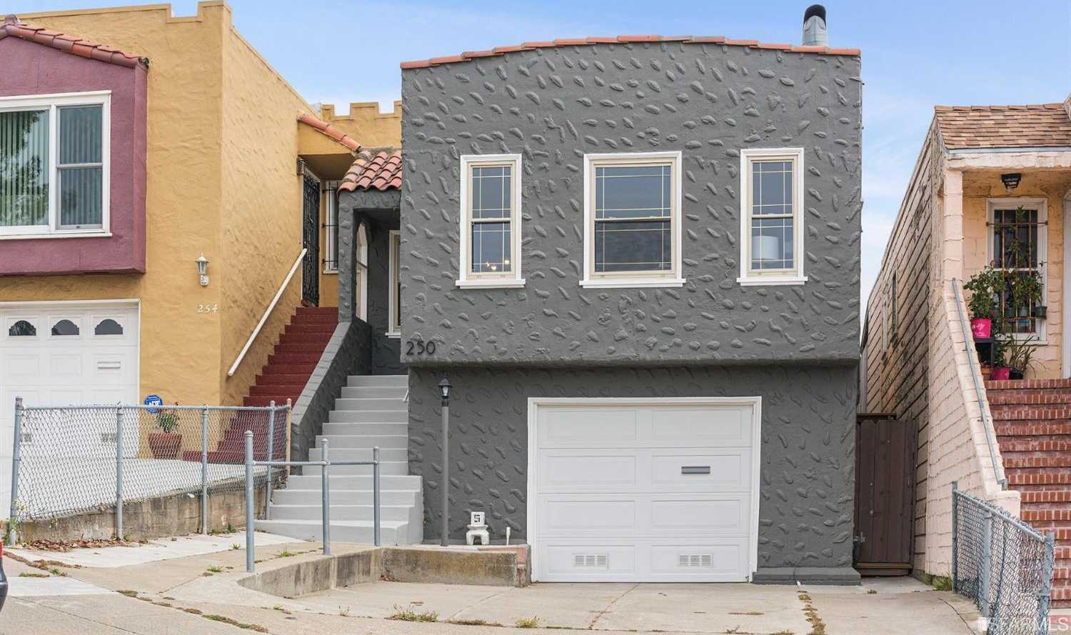 $1,099,000 - 3Br/2Ba -  for Sale in San Francisco