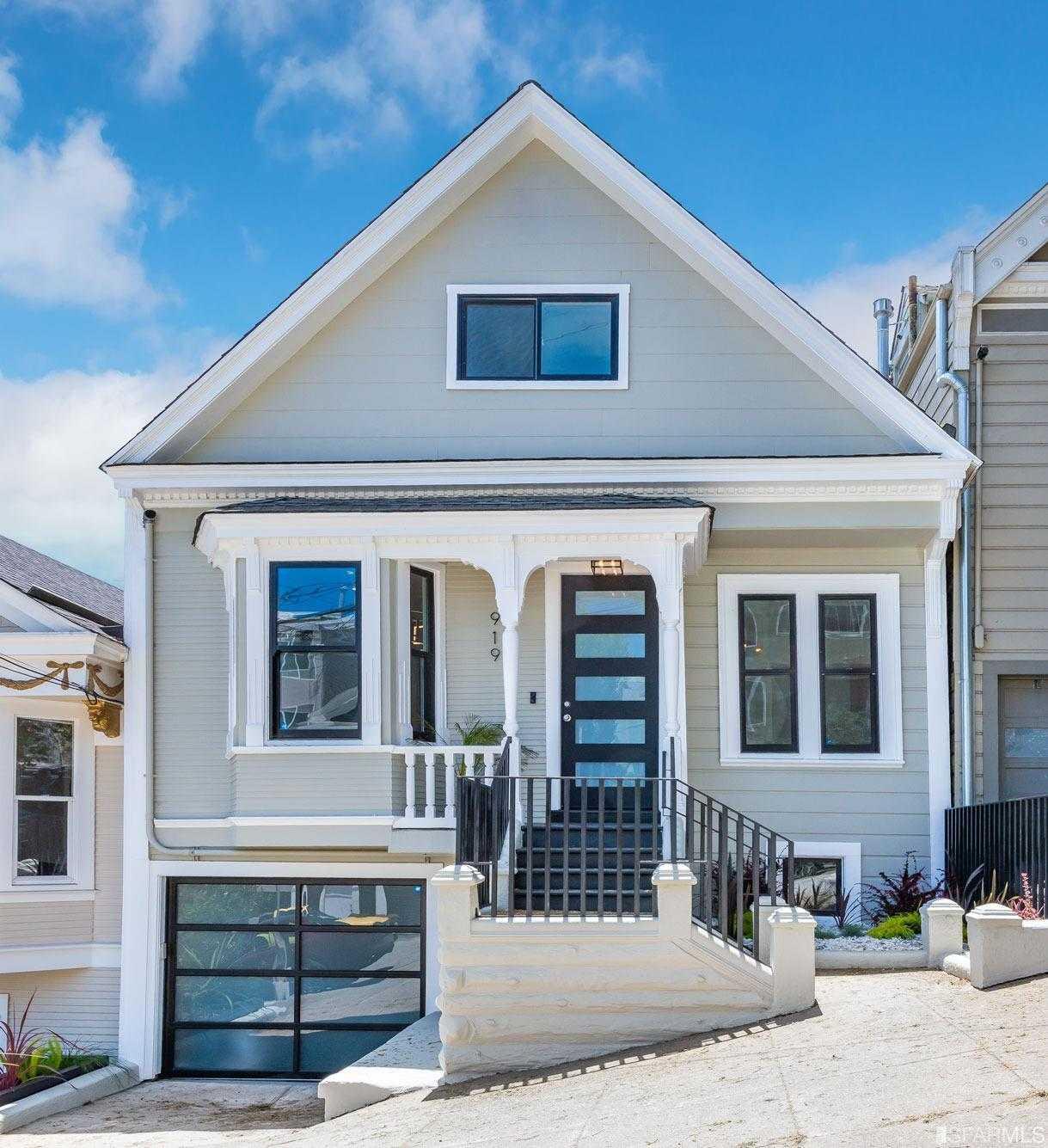 $2,395,000 - 3Br/5Ba -  for Sale in San Francisco