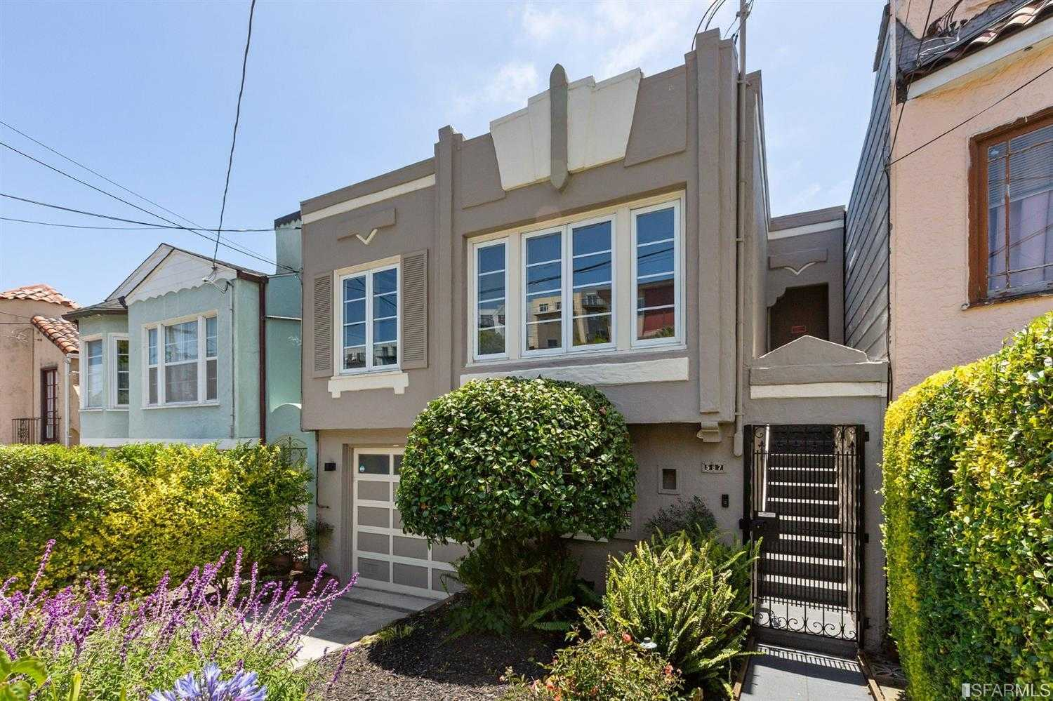 $1,699,000 - 3Br/3Ba -  for Sale in San Francisco
