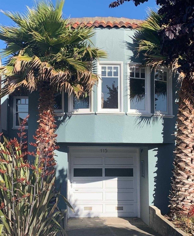 115 Otsego Avenue San Francisco, CA 94112
